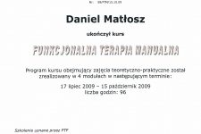 Funkcjonalna Terapia Manualna
