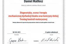 Kinetic Control II – staw biodrowy i kończyna dolna
