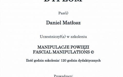 Manipulacje Powięzi cz.I i II